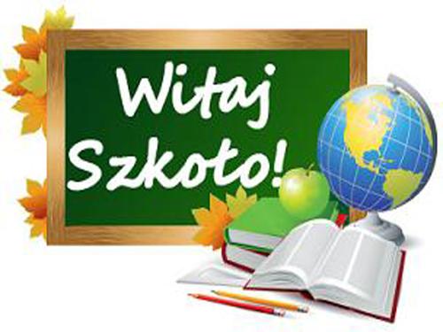 Informacja o rozpoczęciu roku szkolnego 2018/2019