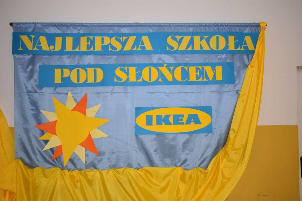 Podsumowanie projektu sfinansowanego przez IKEA
