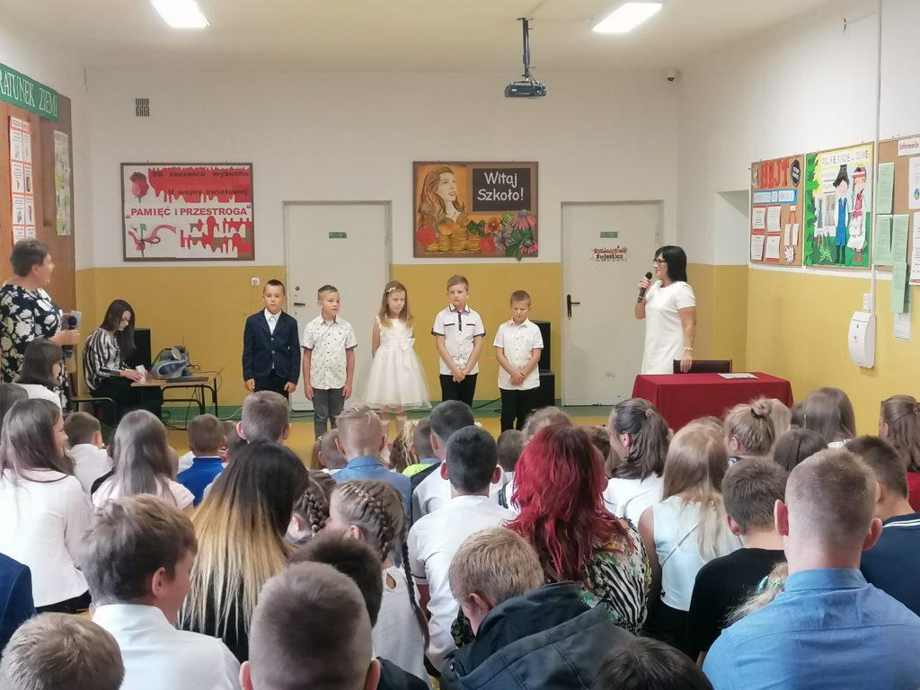 Inauguracja roku szkolnego 2019 /2020