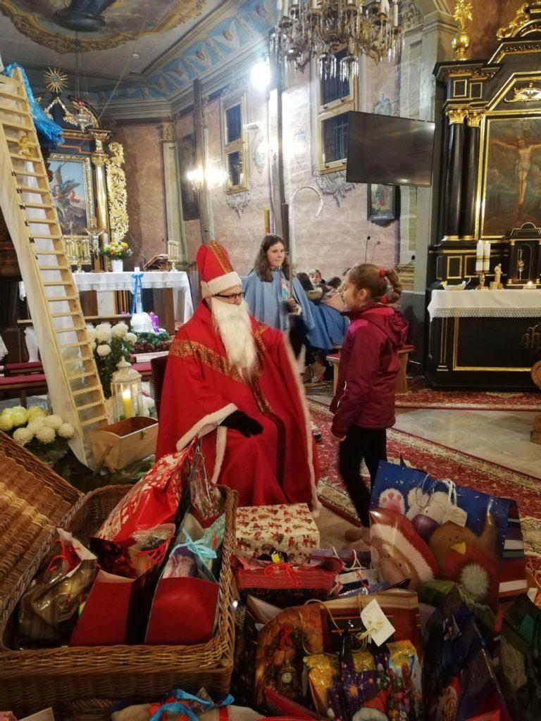 Św. Mikołaj w Wietrznie